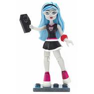 Кукла Mega Bloks Monster High Персонажи-монстры Гулия Йелпс 13 деталей (DRB91), фото 1