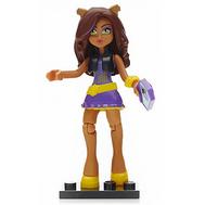 Кукла Mega Bloks Monster High Персонажи-монстры Клодин Вульф 13 деталей (DRB92), фото 1