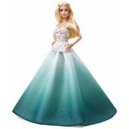 Кукла Barbie Holiday в бирюзовом платье (DGX98), фото 1