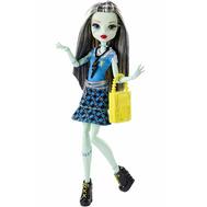 Кукла Monster High Главные персонажи в модных нарядах Фрэнки Штейн (DNW99), фото 1