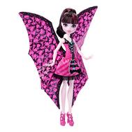 Кукла Monster High Дракулаура в трансформирующемся наряде (DNX65), фото 1