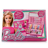 Barbie Большой Игровой набор детской декоративной косметики в кейсе (9601151), фото 1
