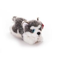AURORA Игрушка мягкая Лайка щенок 22 см, фото 1