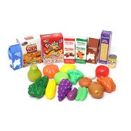 Игровой набор Boley Корзинка с продуктами (23шт), фото 1