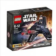 Звездные войны Микроистребитель Имперский шаттл Кренника Лего 75163, фото 1