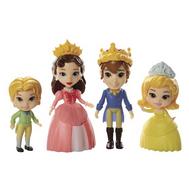 Набор 4 куклы София Прекрасная Семья 7,5 см (012570), фото 1