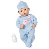 Игрушка my first Baby Annabell Кукла-мальчик с бутылочкой, 36 см, дисплей, фото 1