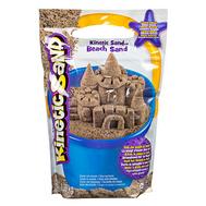 Песок для лепки Kinetic Sand морской песок 1,4 кг коричневый (71435), фото 1