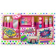 POP Игровой набор детской декоративной косметики с поясом визажиста, фото 1