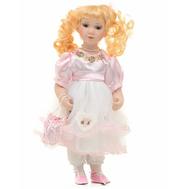 Кукла Angel Collection Мелани фарфор 16 дюймов (YF-16341), фото 1