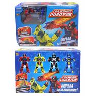 Игровой набор ABtoys Сражение роботов (C-00178), фото 1