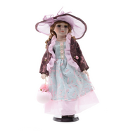 Кукла Angel Collection Соня фарфор 16 дюймов (163709), фото 1