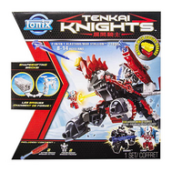 Игрушка Tenkai Knights  Фигурка-трансформер Танк - Боевой конь (64709), фото 1