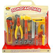 Набор инструментов Помогаю Папе желто-красный (PT-00140(0713Q-2)), фото 1