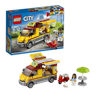 Город Фургон пиццерия Лего 60150, фото 1
