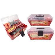 Набор инструментов Помогаю Папе в чемодане 33 предмета (PT-00216), фото 1