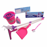 Игровой набор Помогаю маме Генеральная уборка 7 предметов (PT-00349), фото 1