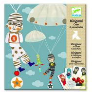 Набор для творчества Djeco Киригами Парашют Мальчики (08772), фото 1