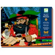 Раскраска Djeco Пираты (08689), фото 1