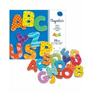 Развивающая магнитная игра Djeco Латинские буквы (03101), фото 1