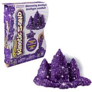 """Песок для лепки """"драгоценные камни"""", Kinetic sand, 455гр, цвет фиолетовый (71408-0027-v), фото 1"""