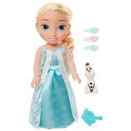 Игрушка кукла Холодное Сердце Принцесса Дисней Малышка 35 см с акс-ми, Эльза (989130), фото 1
