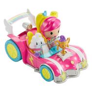 Barbie® Автомобиль из серии «Barbie и виртуальный мир» (DTW18), фото 1