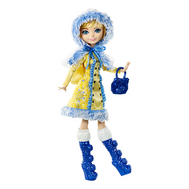 "Кукла Ever After High ""Заколдованная зима"" Блонди Локс (DKR66), фото 1"