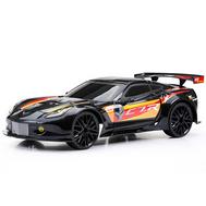 Игрушка р/у Corvette C7R (Чёрный) (1222-1), фото 1