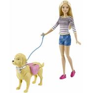 "Barbie® Игровой набор ""Прогулка с питомцем"" (DWJ68), фото 1"