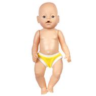 Трусики желтые для куклы Беби Бон 38-43 см, фото 1