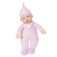 Кукла мягкая, 30 см, BABY born (823-439), фото 1