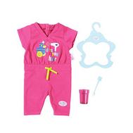 Пижама, зубная щетка и стаканчик, BABY born (823-590), фото 1