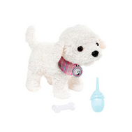 Собака Пудель для куклы BABY born(823-668), фото 1