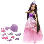 Barbie Большая кукла с длинными волосами DPK21 (DPK21), фото 1