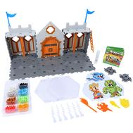 QIXELS Набор для творчества Королевство. Захват замка. (87028), фото 1
