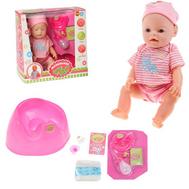 Кукла интерактивная 43 cм., с аксессуарами (872986), фото 1