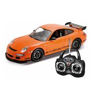 Модель машины р/у  1:12 PORSCHE 911 (997) GT3 RS; (82003W), фото 1