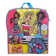 Barbie Игровой набор детской декоративной косметики с рюкзаком (9709351), фото 1