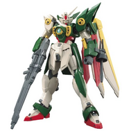 Bandai Hobby Сборная Модель LBX Wing Gundam Fenice, фото 1