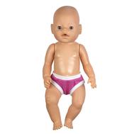 Трусики розовые для куклы Беби Бон 38-43 см, фото 1