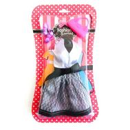 """Набор одежды для куклы Барби """"Платье, туфли, сумочка"""", фото 1"""