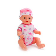 Кукла интерактивная 43 cм с аксессуарами (аналог), фото 1