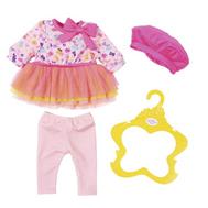 """Набор одежды Zapf Creation Беби Борн """"В погоне за модой"""" розовый, фото 1"""