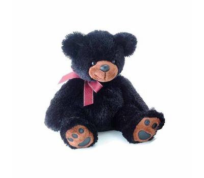 AURORA Игрушка мягкая Медведь чёрный 70 см (41-103), фото 1