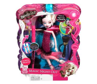 (519270) кукла Bratzillaz Магический бал, Клоэтта, фото 2
