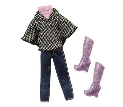 (515159) Набор одежды и обуви Bratz Прогулка, фото 1