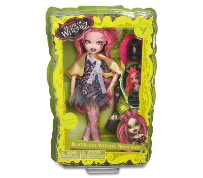 (524120) кукла Bratzillaz Забытые принцессы, Ангелика, фото 3