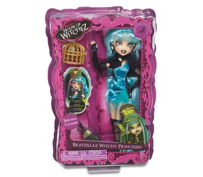 (524137) кукла Bratzillaz Забытые принцессы, Сиерна, фото 3