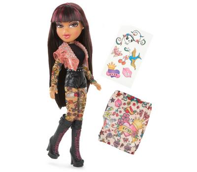 (515500) Кукла Bratz Клуб байкеров, Жасмин, фото 1